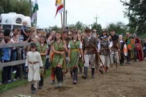 Őseink nyomában 2017 - Pozsonyi csata